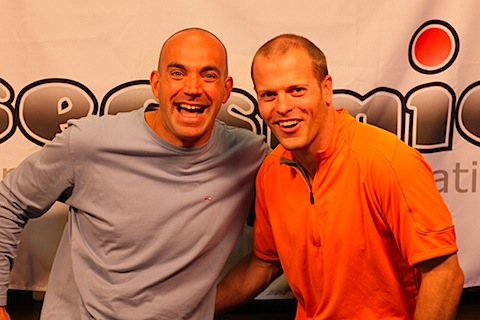 Tim Ferriss and Loic Le Meur